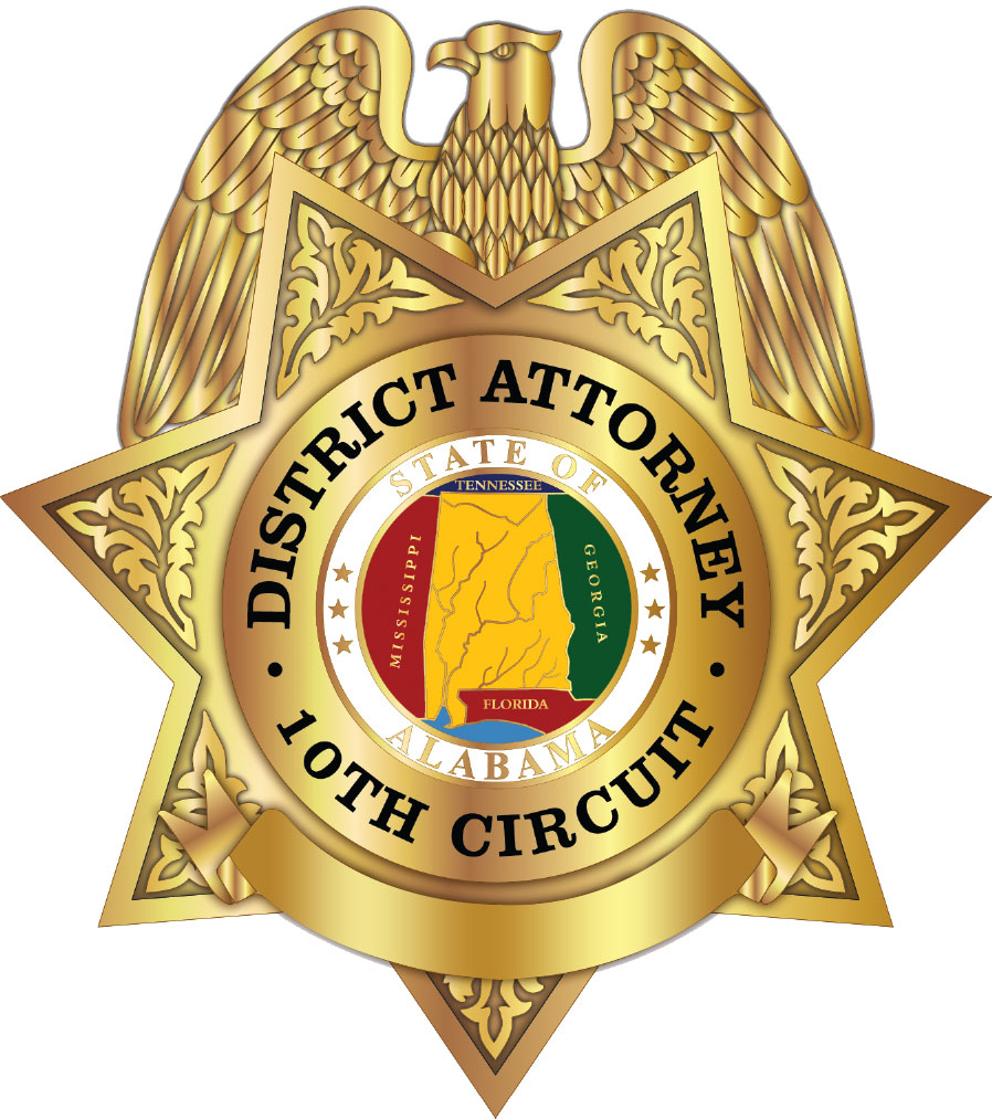 Jefferson County Badge